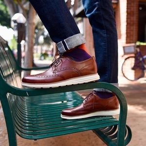 top-rated fashion buy popular biggest discount Men's ØriginalGrand Wingtip Oxford NWT